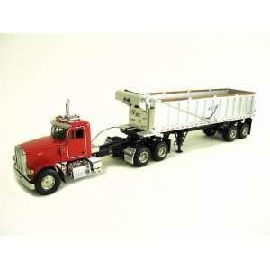 Toy Logger Trucks further PETERBILT 367 WBOTTOM DUMP TRAILER 150 FIRST GEAR EBay in addition Lego Pickup Trucks With Gooseneck Trailer furthermore Custom Toy Semi Trucks moreover Watch. on 1 64 custom toy truck trailers