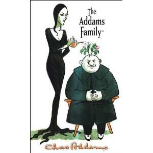 Morticia & Uncle Fester Notepad (9780764956362): Charles Addams: Books