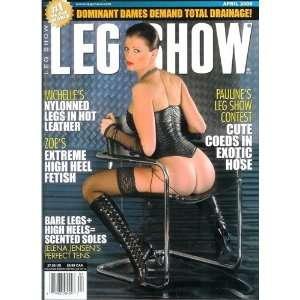 Britton, Jelena Jensen, and More!: Editors of Leg Show Magazine: Books