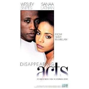 Disappearing Acts: John Amos, Sanaa Lathan, Wesley Snipes