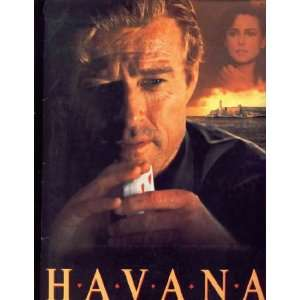 HAVANA w/11 photos ROBERT REDFORD and LENA OLIN: Everything Else