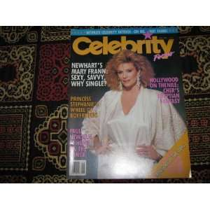 Celebrity Focus Magazine (Newharts Mary Frann , Cher