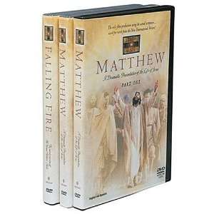 Visual Bible Book of Matthew Combo Pack Nelson Bibles Movies & TV