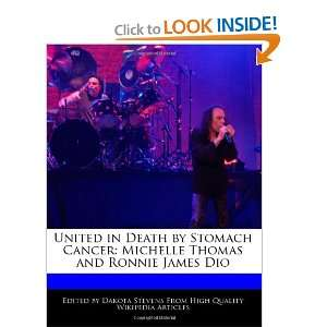 Michelle Thomas and Ronnie James Dio (9781116030075) Dakota Stevens