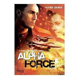 Alpha Force Olivier Gruner, Roger R. Cross, Adrienne