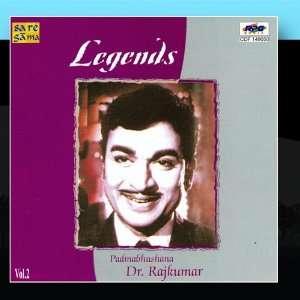 Legends:Padmabhushana Dr.Rajkumar Vol  2: Dr.Rajkumar: Music