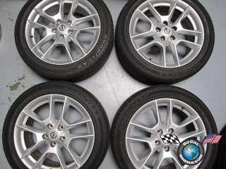 Maxima Factory 18 Wheels Tires Altima OEM Rims 62511 245/45/18