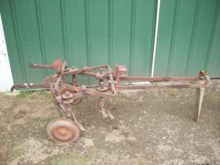 Vtg DAVID BRADLEY CULTIVATOR WALK BEHIND or Garden Tractor  Pick