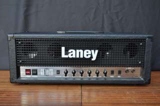 GH 100TI Tony Iommi Signature Guitar Amp Head Black Sabbath