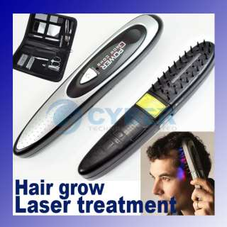 Treatment Power Grow Comb Kit Stop Hair Loss Hot Regrow Therapy |