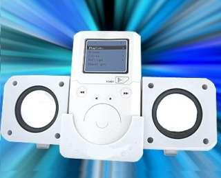 Portable travel Speaker for IPod Nano  Video PC D060