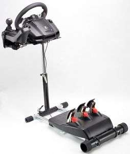 Gaming Steering Wheel Stand Pro for Logitech G25 or G27   Deluxe, New
