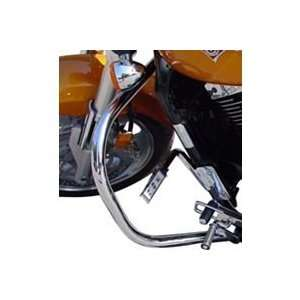 04 08 KAWASAKI VN1600B MC ENTERPRISES FULL ENGINE GUARD