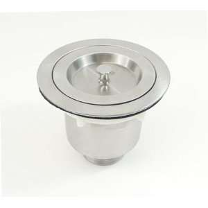 Kitchen / Bar Sink Basket Strainer with Lift Out Basket