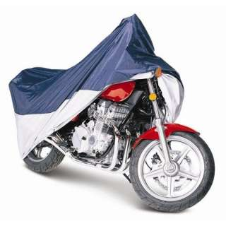 Classic Accessories MotoGear Motorcycle Cover in Black