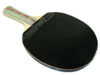 Fish 815 3C 3 Stars Ping Pong Long Paddle Table Tennis Racket TL006 1