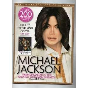 Michael Jackson Collectors Edition Tribute Magazine 2009