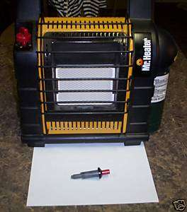 new ignitor for the mr heater propane portable heater