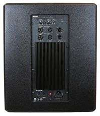 NEW GEMINI 12 2400w POWERED/ACTIVE SUBWOOFERS SUBS