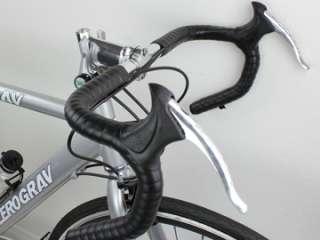 NEW ALUMINUM ROAD RACING BICYCLE BIKE 18SP SHIMANO 54CM