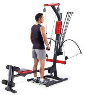 bowflex revolution home gym instructional video