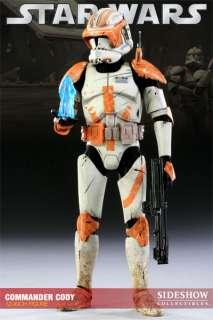 Sideshow Star Wars   Commander Cody