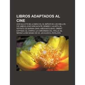 Anillos, Die unendliche Geschichte, Romeo y Julieta (Spanish Edition