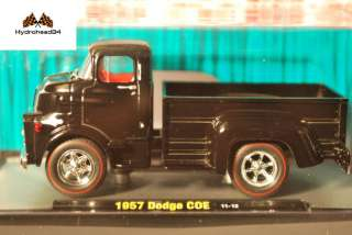 M2 Machines 57 Dodge COE Custom Bed Truck Auto Trucks 2