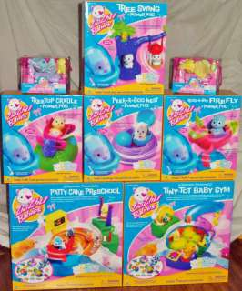 ZHU ZHU PETS HAMSTER Baby Stroller, Pink Jilly & Outfit