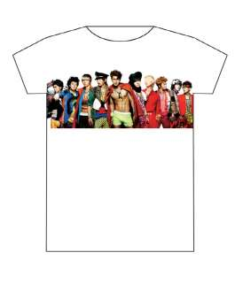 SUPER JUNIOR Mr.Simple SM OFFICIAL T SHIRT TYPE A NEW