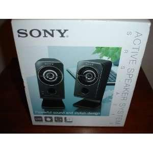 Sony Speaker System SRS A212 Electronics