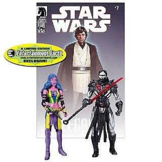 Hasbro Star Wars Exclusive Comic Book Action Figure 2Pack Dark Horse