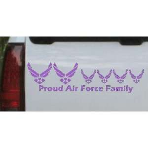 Force Stick Family 4 Kids Stick Family Car Window Wall Laptop Decal