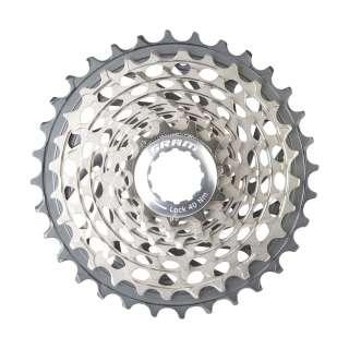 NIB SRAM XG 999 Mountain Bike 9 Speed Cassette 11 32 710845656538